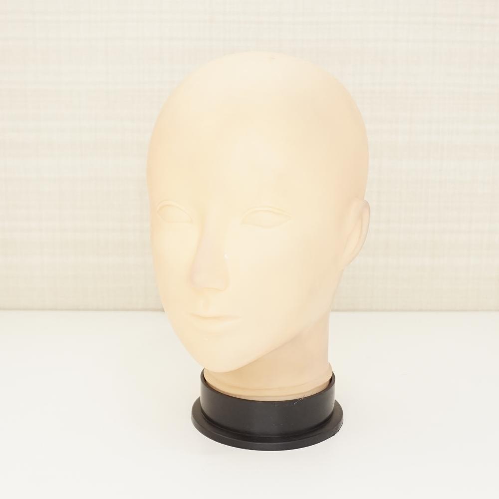 樹脂製ヘッドマネキン